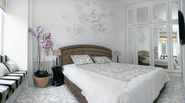 Орхидеи в спальне могут вызвать бессонницу или боли в голове