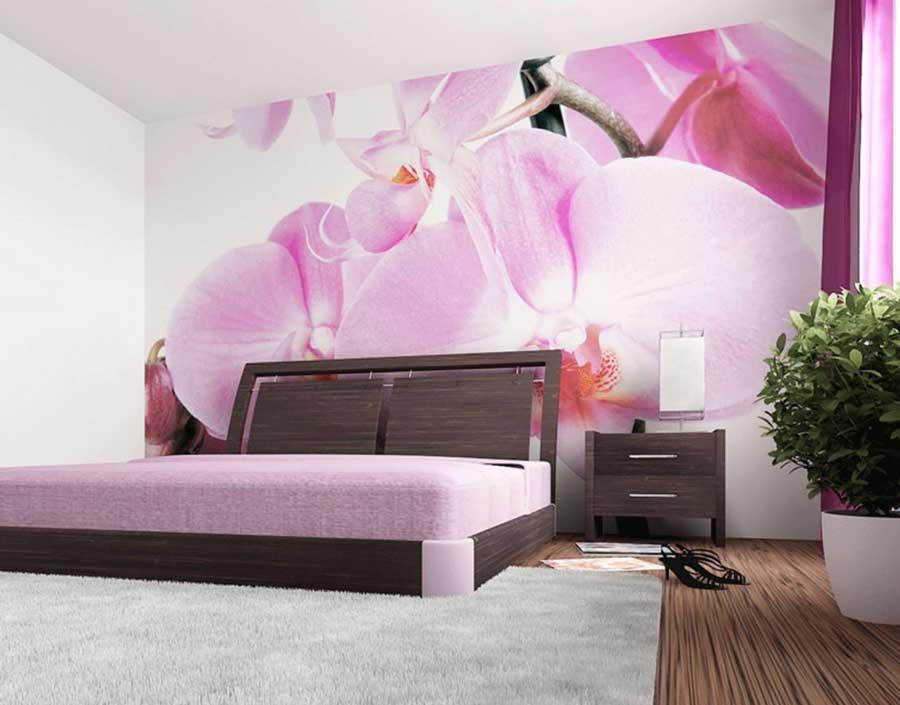 Орхидея в спальне считается плохим знаком