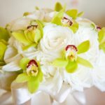 Из орхидей можно сделать красивый букет