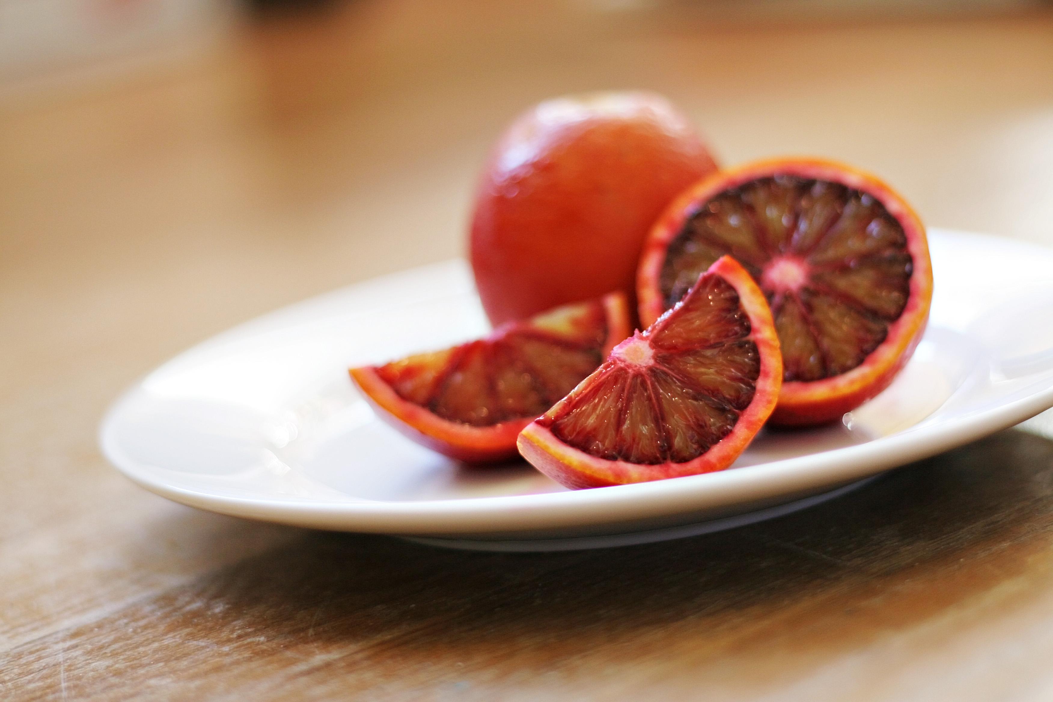 Кровавый апельсин выдают за гибрид граната