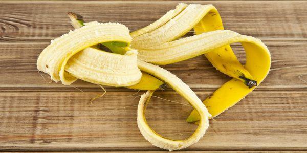 Банановая кожура – еще одно полезноеудобрение