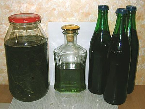 Настойка каланхоэ на водке помогает при порезах