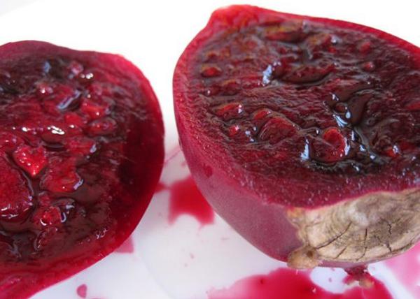 Из плодов кактуса можно делать разные десерты