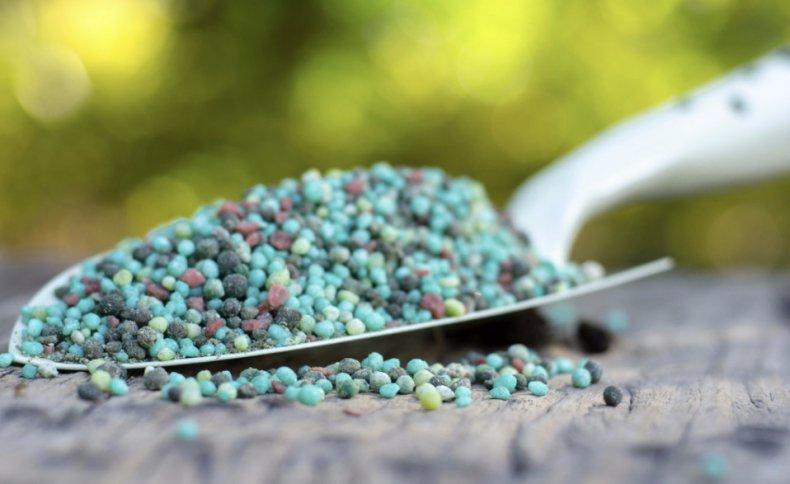 Калийно-фосфорные удобрения для подкормки растений
